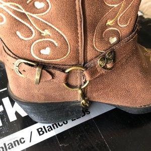 Durango Shoes - Durango girls sz 3 western boots